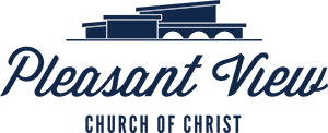 Pleasant View Church of Christ Logo