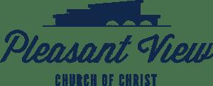 Pleasant View Church of Christ in Pleasanton Logo